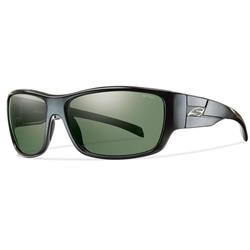 Smith Optics Frontman, Black Frame, Polarized Gray Green / Carbonic Polarized Lens-Not Applicable