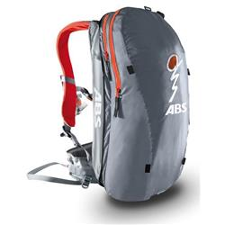 ABS Avalanche  Vario Zip-On 8L Ultralight - Silver / Orange-Not Applicable