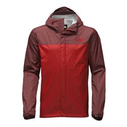 The North Face Venture Jacket - Mens-Cardinal Red / Sequoia Red