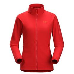Arcteryx Delta LT Jacket - Womens (Prior Season)-Tamarillo