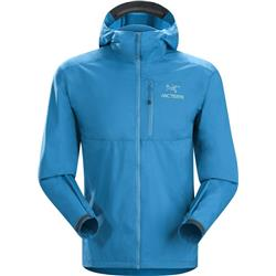 Arcteryx Squamish Hoody - Mens-Adriatic Blue