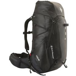 Black Diamond Element 45L Backpack-Black