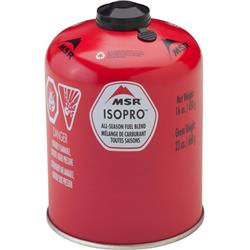 MSR IsoPro Canister Fuel, 16oz / 450g-Not Applicable