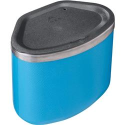 MSR Insulated Mug, Stainless Steel V2 - Blue-Not Applicable