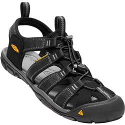 Keen Clearwater CNX - Black / Gargoyle - Mens-Not Applicable