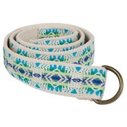 Prana Candy Belt - Womens-Danube Blue