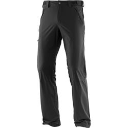 "Salomon Wayfarer Pant, 33"" Inseam - Black - Mens-Not Applicable"