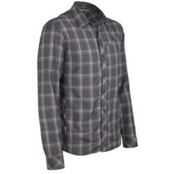 Departure LS Shirt - Plaid - Mens