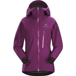 Arcteryx Alpha SL Jacket - Womens-Light Chandra