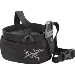 Arcteryx Aperture Chalk Bag - Large-Black