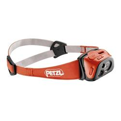 Petzl Tikka R+ Headlamp, 170 Lumens, with Reactive Technology - Coral-Not Applicable