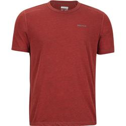 Marmot Vance SS - Mens-Auburn Heather