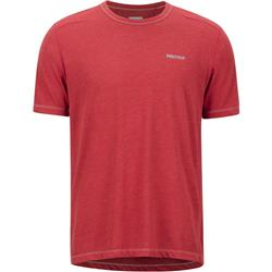 Marmot Vance SS - Mens-Blush Heather
