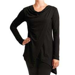 Fig Clothing Pai Top - Womens-Black