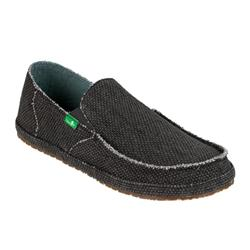 Sanuk Rounder - Mens-Black