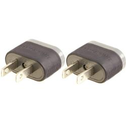 Sea To Summit Travelling Light Travel Adaptor - USA / Canada / Japan - 2 Pack-Not Applicable