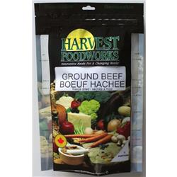Harvest Foodworks Ground Beef - 2 Portion - Side Dish-Not Applicable