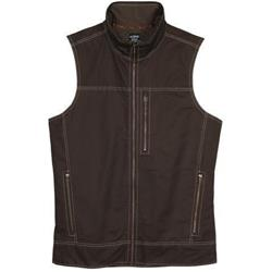 Kuhl Burr Vest - Mens-Brown