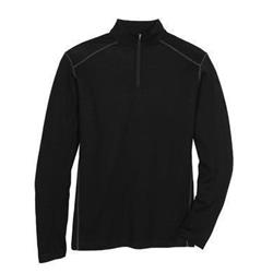 Kuhl Skar 1/4 Zip - Mens-Black