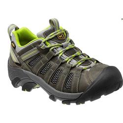Keen Voyageur - Neutral Grey / Lime Green - Womens-Not Applicable