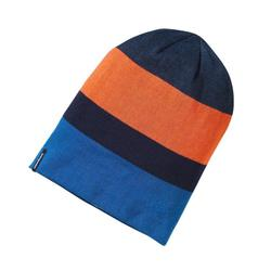Patagonia Slopestyle Beanie-Huck Stripe / Andes Blue