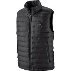 Patagonia Down Sweater Vest - Womens-Black