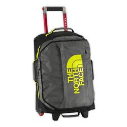 "The North Face Rolling Thunder 22"" - 40L-Asphalt Grey / Lantern Green"
