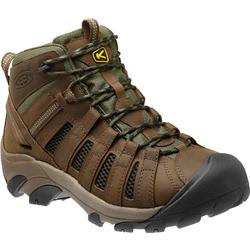 Keen Voyageur Mid - Dark Earth / Burnt Olive - Mens-Not Applicable