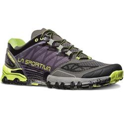 La Sportiva Bushido - Mens-Carbon / Apple Green