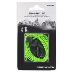 Salomon Quicklace Kit - Green-Not Applicable