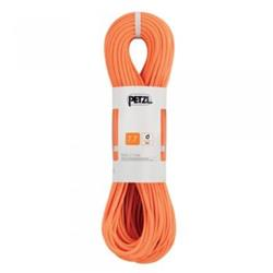Petzl Paso Dry Half Rope, 7.7mm x 70m, Orange-Not Applicable