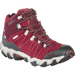 Oboz Bridger Mid B-Dry - Womens-Rio Red