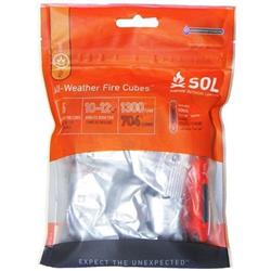 Adventure Medical  SOL All-Weather Fire Cubes-Not Applicable