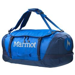 Marmot Long Hauler Duffle Bag - Large-Peak Blue / Vintage Navy