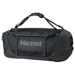 Marmot Long Hauler Duffle Bag - XLarge-Slate Grey / Black