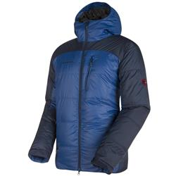 Mammut Ambler Hooded Jacket - Mens-Ultramarine / Marine