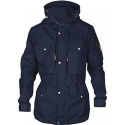 Fjallraven Singi Trekking Jacket - Mens-Dark Navy
