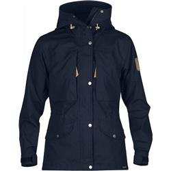 Fjallraven Singi Trekking Jacket - Womens-Dark Navy