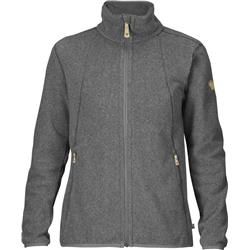 Fjallraven Stina Fleece - Womens-Dark Grey