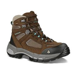Vasque Breeze 2.0 GTX, Medium - Slate Brown / Blue Fish - Womens-Not Applicable