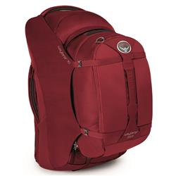 Osprey Wayfarer 70 - Womens-Garnet Red