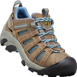 Keen Voyageur - Brindle / Alaskan Blue - Womens-Not Applicable