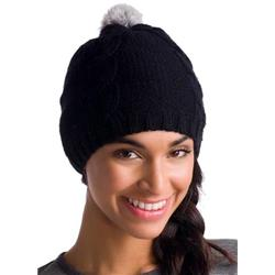 Lole Cable Beanie - Womens-Black
