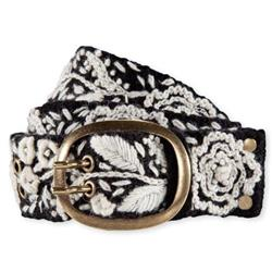 Pistil Sadie Belt - Womens-Black