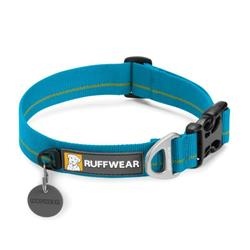 Ruffwear Hoopie Collar - Solid-Baja Blue