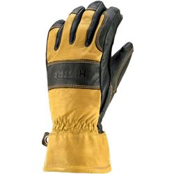Hestra Falt Guide Glove - Mens-Natural Brown / Black