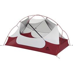 MSR Hubba Hubba NX Tent V7, 2 Person, 3 Season - Red-Not Applicable