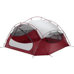 MSR Papa Hubba NX Tent, 4 Person - Red-Not Applicable