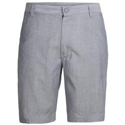"Icebreaker Escape Shorts, 9.5"" Inseam - Mens-Fathom Heather"
