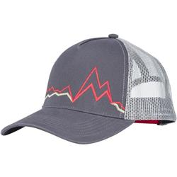 Marmot Peak Bagger Cap-Dark Steel / Blush